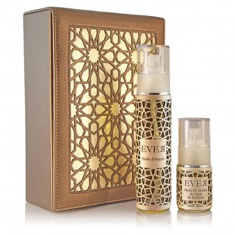 Coffret duo huile pures